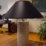 lampada B/N raku