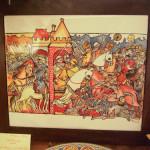 battaglia medioevale